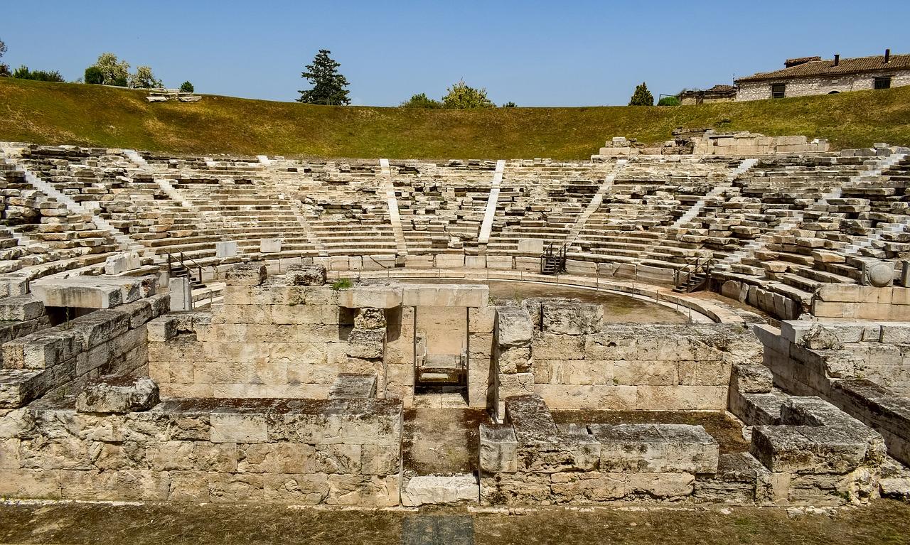 archeological greece