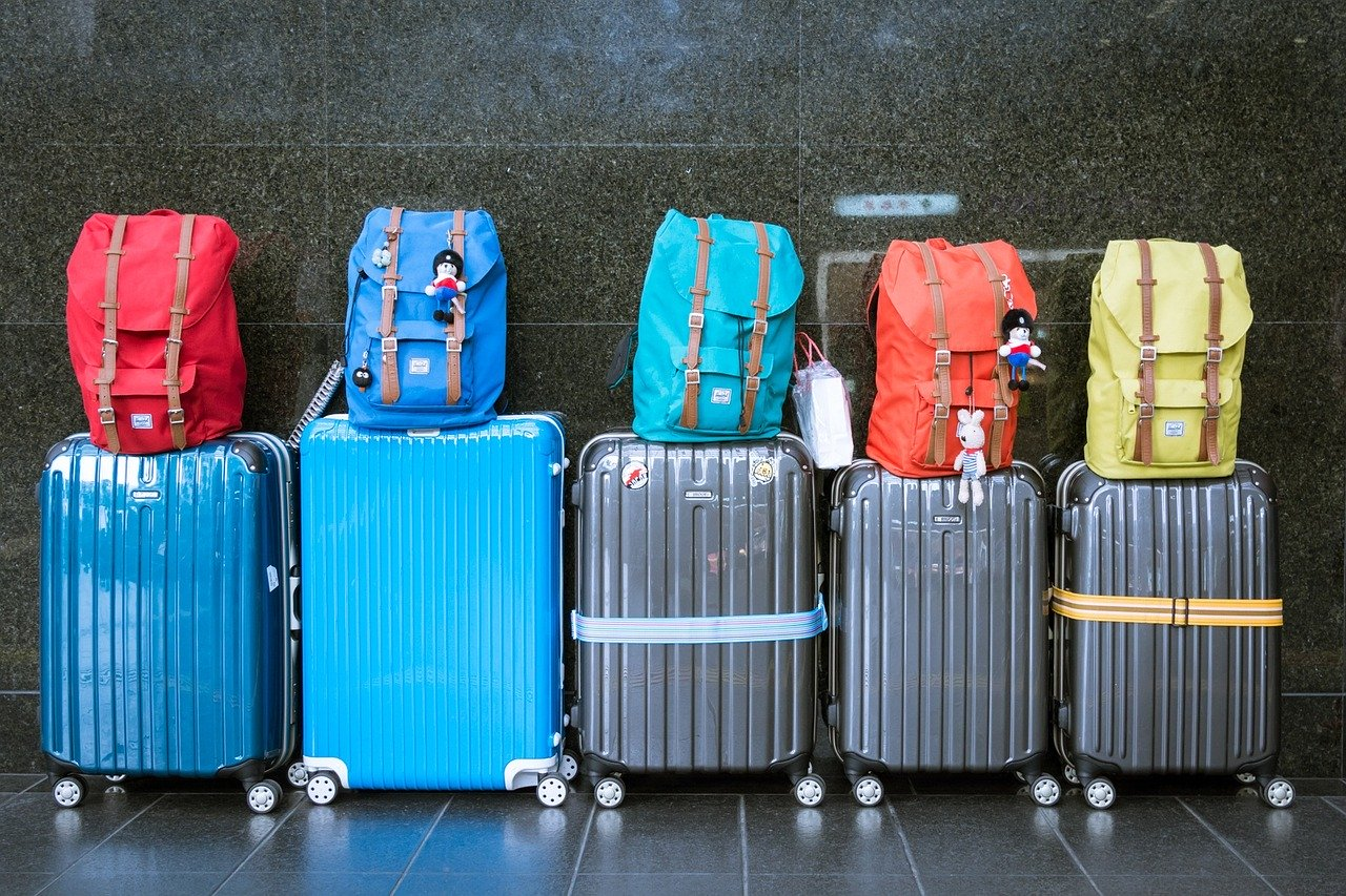 luggage travel