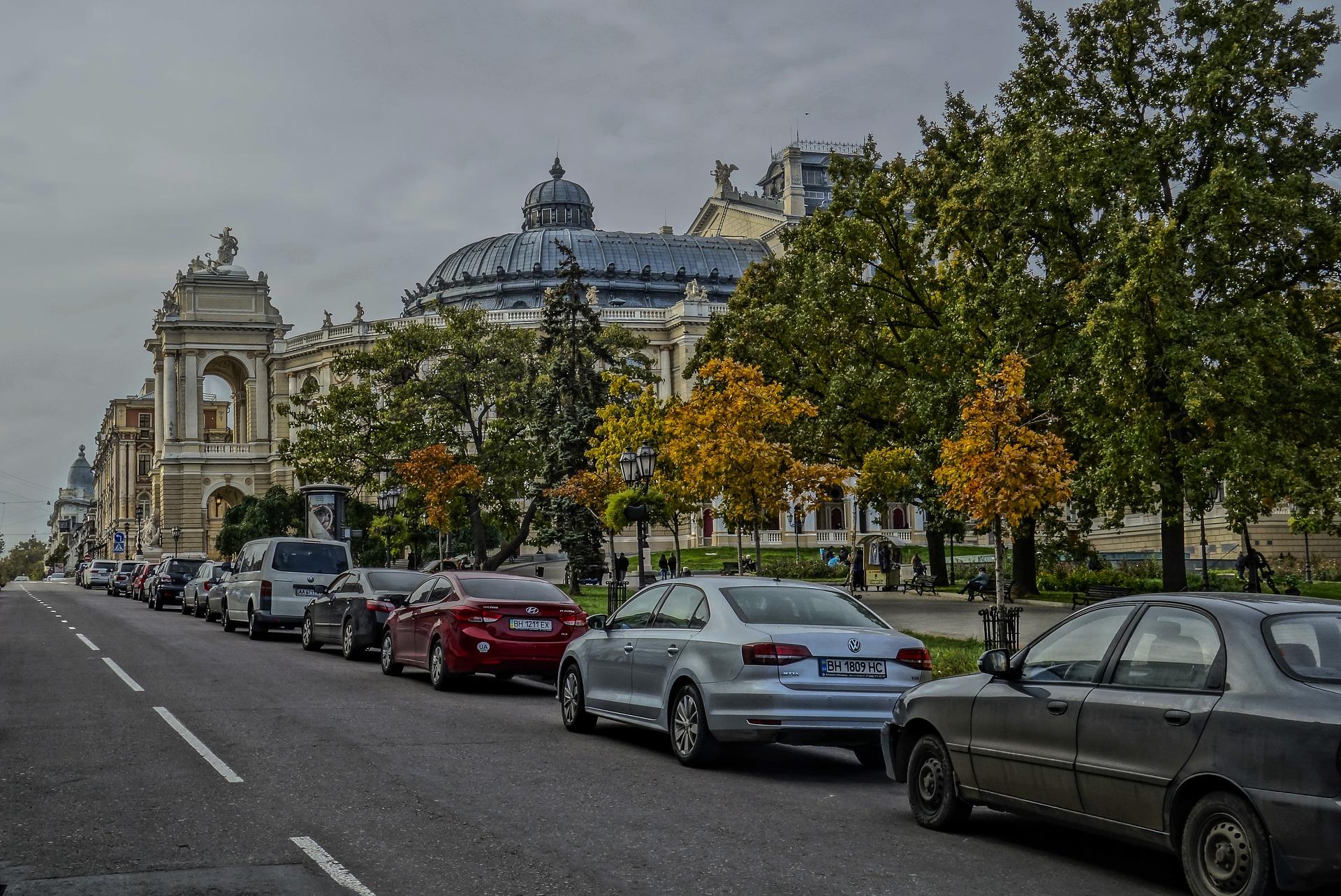 Odessa UA